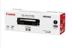 佳能(Canon) 打印机硒鼓 CRG 318 BK 黑色  货号:100.ZL116