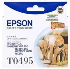 爱普生 T0495 原装墨盒 货号:100.ZL121