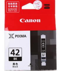 佳能 CLI-42BK 墨盒 (适用机型PRO-100) 黑色 货号100.ZL134