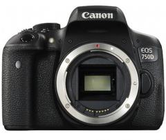 佳能(Canon)EOS 750D 单反机身 货号100.ZB