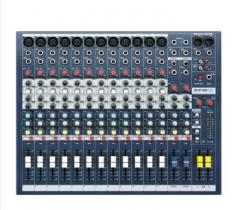 声艺(Soundcraft)调音台 EFX12专业12路调音台 货号:100.LD1