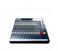 声艺(Soundcraft)调音台FX16ii专业16路调音台 货号:100.LD1