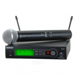 SHURE /舒尔 无线手持话筒 SLX24/BETA58  货号100.HY1218