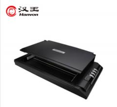 汉王文本王文豪5560高清平板A4扫描仪高速ocr文字表格图批量识别 货号100.ZS014