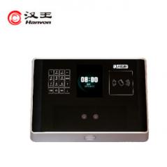汉王人脸考勤机F8310支持人脸、刷卡多生物特征识别 货号100.ZS036