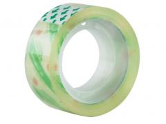 广博(GuangBo)18mm*20y透明文具胶带小胶布办公用品TM-2 货号100.ZS058 18只/组