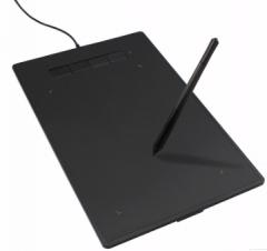 汉王小黑0906数位板手绘板电脑绘画板手写板写字输入板电子绘图板 货号100.ZS062