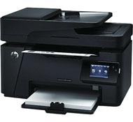 惠普(HP) 多功能一体机 M128FW 打印/复印/扫描/传真 货号100.SN46