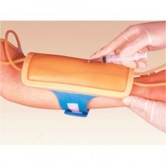 前臂静脉穿刺外套,穿戴式静脉穿刺模型,仿真皮肤训练模型  货号100.HY112