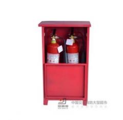 灭火器箱/二氧化碳灭火器箱/C02 3kg×2灭火器箱/CO2灭火器箱  货号100.X1012