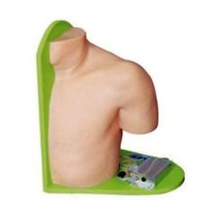 高级肩关节腔内注射模型 院内徒手肩关节腔内注射示教模型 货号100.HY112
