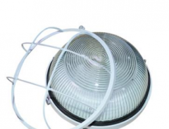 华荣 防潮灯 浴室吸顶灯 卫生间照明灯 下水道防水灯具 地下室防虫灯饰 100.S1487