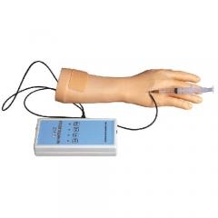 高级电子手臂静脉穿刺训练模型(报警装置),手臂静脉穿刺直销  货号100.HY112