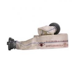 无接口消防水带/橡胶水带/8-65-20型水带/国标水带/有衬里水带 货号100.X1040