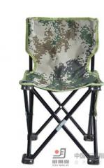 便携带式四角折叠休闲椅子迷彩钓鱼椅子凳子户外钓凳H58cm 货号100shw078