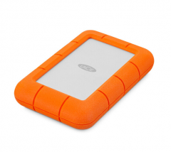 LaCie Rugged Mini 2.5英寸 USB3.0 移动硬盘 2TB 货号100.YH19