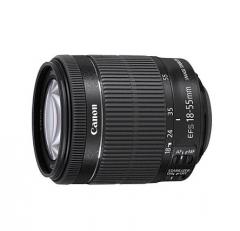 佳能(Canon)变焦镜头 佳能EOS数码单反相机镜头 佳能18-55mm STM 货号100.YH
