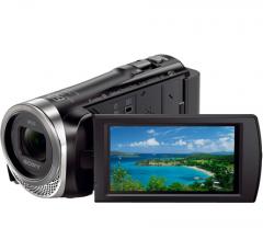 索尼(SONY)HDR-CX450高清数码摄像机光学防抖30倍光学变焦蔡司镜头支持WIFI/NFC传输货号100.AI