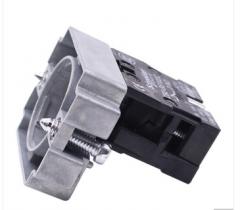 施耐德电气 XB2 22mm 按钮指示装置附件 ZB2BZ102C 触点基座 货号100.MZ