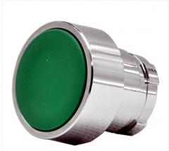 施耐德电气 XB2 复位型 22mm 按钮指示装置附件 ZB2BA3C 平头按钮头货号100.MZ