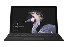 微软 Surface Pro  12.3英寸(Core i5 8G内存 256G存储 )带黑色键盘 货号100.TX9