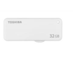 东芝(TOSHIBA)随闪系列U203 USB2.0 32G U盘 白色 货号100.MZ