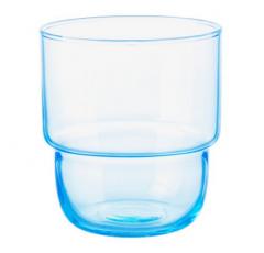 宜家 MUSTIG 穆思迪 冷水杯 浅蓝色