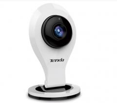 腾达(Tenda)C6 智能摄像机  无线WiFi摄像头 高清720P(红外夜视 双向通话)货号100.MZ