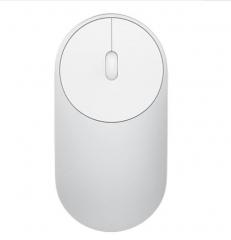 小米(MI)小米便携鼠标 无线蓝牙4.0 男女生家用/笔记本电脑办公/鼠标 银色 货号100.MZ