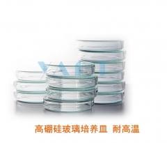 丫米 玻璃培养皿 细菌/细胞 玻璃平皿 耐高温 100mm 货号100.MZ
