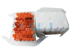 丫米 50ml无菌离心管螺口尖底 25个/包 无酶无热源 规格多选 430828带泡沫架 货号100.MZ