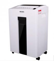 得力 碎纸机T601 电动办公碎纸机 文件粉碎机 货号100.012