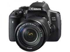 佳能(Canon)EOS 750D 单反套机 货号100.LJ020