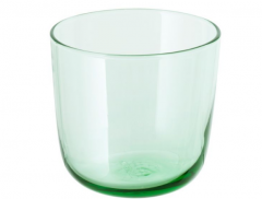 宜家INTAGANDE 英塔刚 冷水杯 26厘升 浅绿