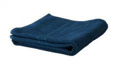 宜家 FRÄJEN 法拉耶 浴巾 100厘米×150厘米 深蓝色 深蓝色