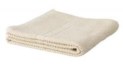 宜家 FRÄJEN 法拉耶 浴巾 40厘米×70厘米 米黄色 米黄色