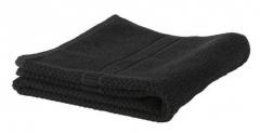 宜家 FRÄJEN 法拉耶 浴巾 40厘米×70厘米 黑色 黑色