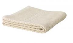 宜家 FRÄJEN 法拉耶 浴巾 30厘米×30厘米 米黄色 米黄色
