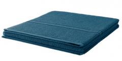 宜家 FRÄJEN 法拉耶 浴巾 70厘米×140厘米 蓝绿色 蓝绿色