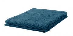 宜家 FRÄJEN 法拉耶 浴巾 40厘米×70厘米 蓝绿色 蓝绿色