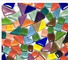 玫之尔21588DIY手工装饰设计材-马赛克散粒-水晶自由石 货号100.shw088
