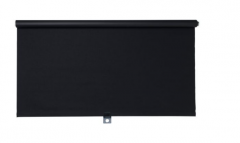 宜家 TUPPLUR 图普勒 遮光卷帘 60厘米×195厘米 黑色 黑色