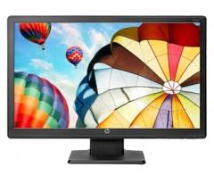 惠普(HP) V223 21.5英寸宽屏LED背光液晶显示器1920*1080 升级版V223货号100.LS23