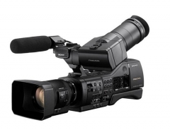 索尼(SONY)专业摄像机 NEX-EA50CH 摄录一体机 货号100.MZ
