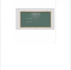 科达KDHJ 黑板 含安装   4m*1.2m  货号100.CH2020