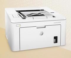 惠普(HP) 打印机 203dw A4黑白激光打印机 有线网络自动双面 货号100.X1102