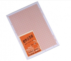 国产 16开坐标纸计 算纸 方格纸 绘图纸 网格纸100张装/包  货号100.MZ