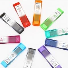 日本uni三菱铅芯0.3/ 纳米特硬自动铅笔芯 0.3mm 2H 10盒/组  货号100.MZ