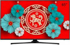 三星(SAMSUNG)UA65MUF30EJXXZ 65英寸 HDR UHD 4K超高清 智能网络 平板液晶电视 黑色 货号100.JY740