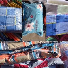床品套件床单、枕芯、枕套、被、褥 货号100.JM316